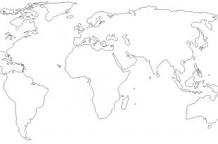 بالصور خريطة العالم صماء , اروع خرائط للعالم صماء 724 3 310x205