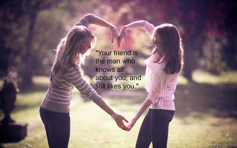 بالصور اجمل كلام عن الصديق , الصديق هو مراة صديقه