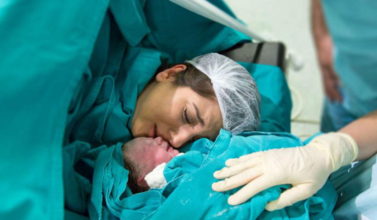 بالصور صور للولاده , اروع لقطات لحظة الولادة 792 14