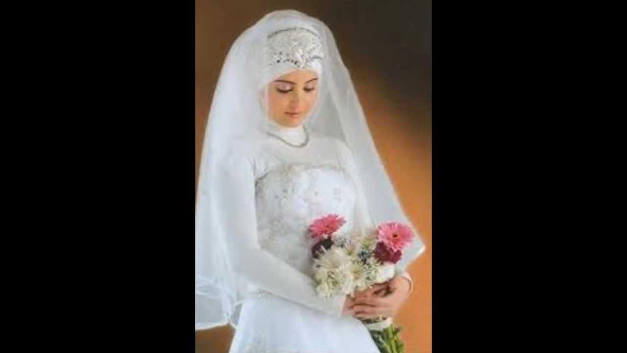 بالصور فساتين اعراس للمحجبات , اجمل فستان للعروسة المحجبة 835 5