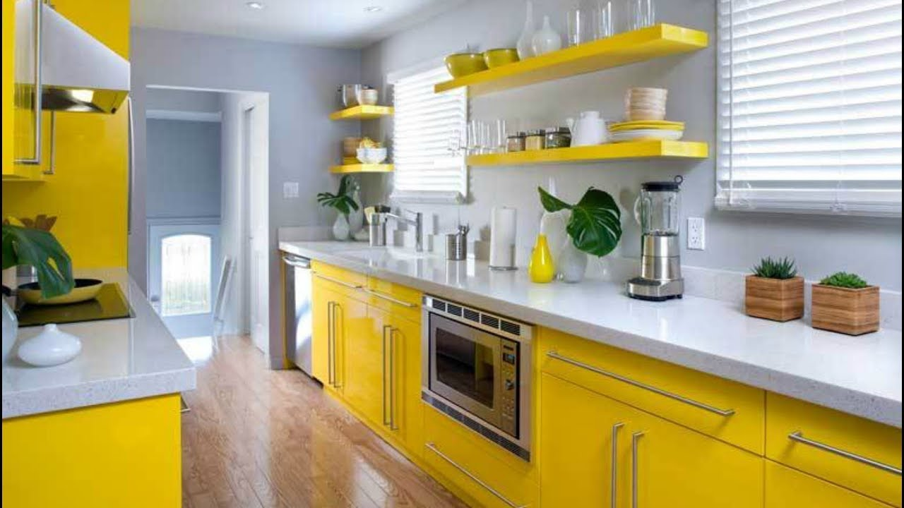 بالصور اثاث المطبخ , مما يتكون اثاث المطبخ 912 4