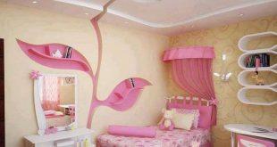صوره ديكور غرف نوم بنات , اروع ديكورات غرف النوم للبنات