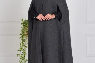 صورة ملابس شتوية للمحجبات تركية , احلي اللباس الشتوي التركي للسيدات للمحجبات