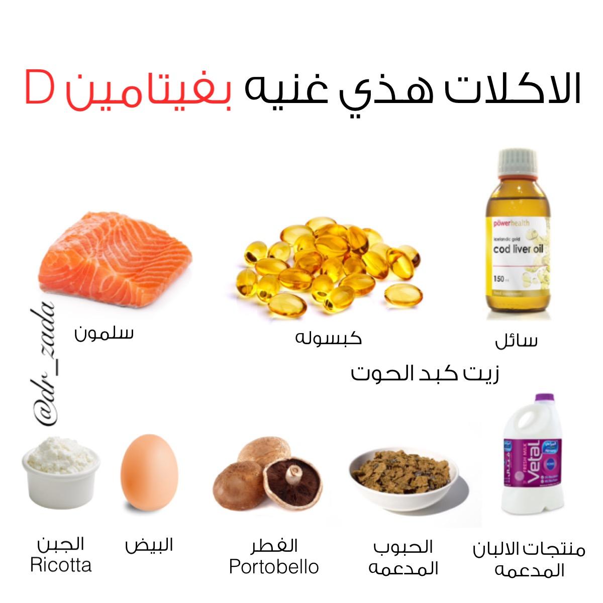 بالصور مصادر فيتامين د , ما هي مصادر فيتامين د 1054