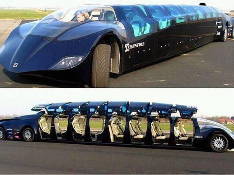 بالصور اكبر سيارة في العالم , اضخم سيارة في العالم 1059 3