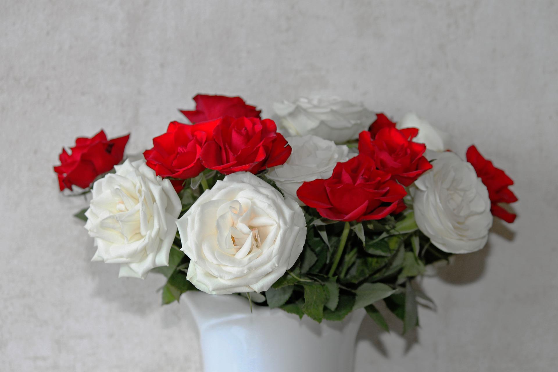 بالصور اجمل ورود الحب , اجمل باقات زهور الحب 978 12