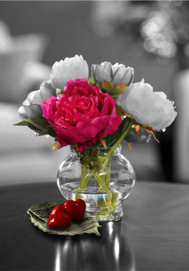 صور اجمل ورود الحب , اجمل باقات زهور الحب