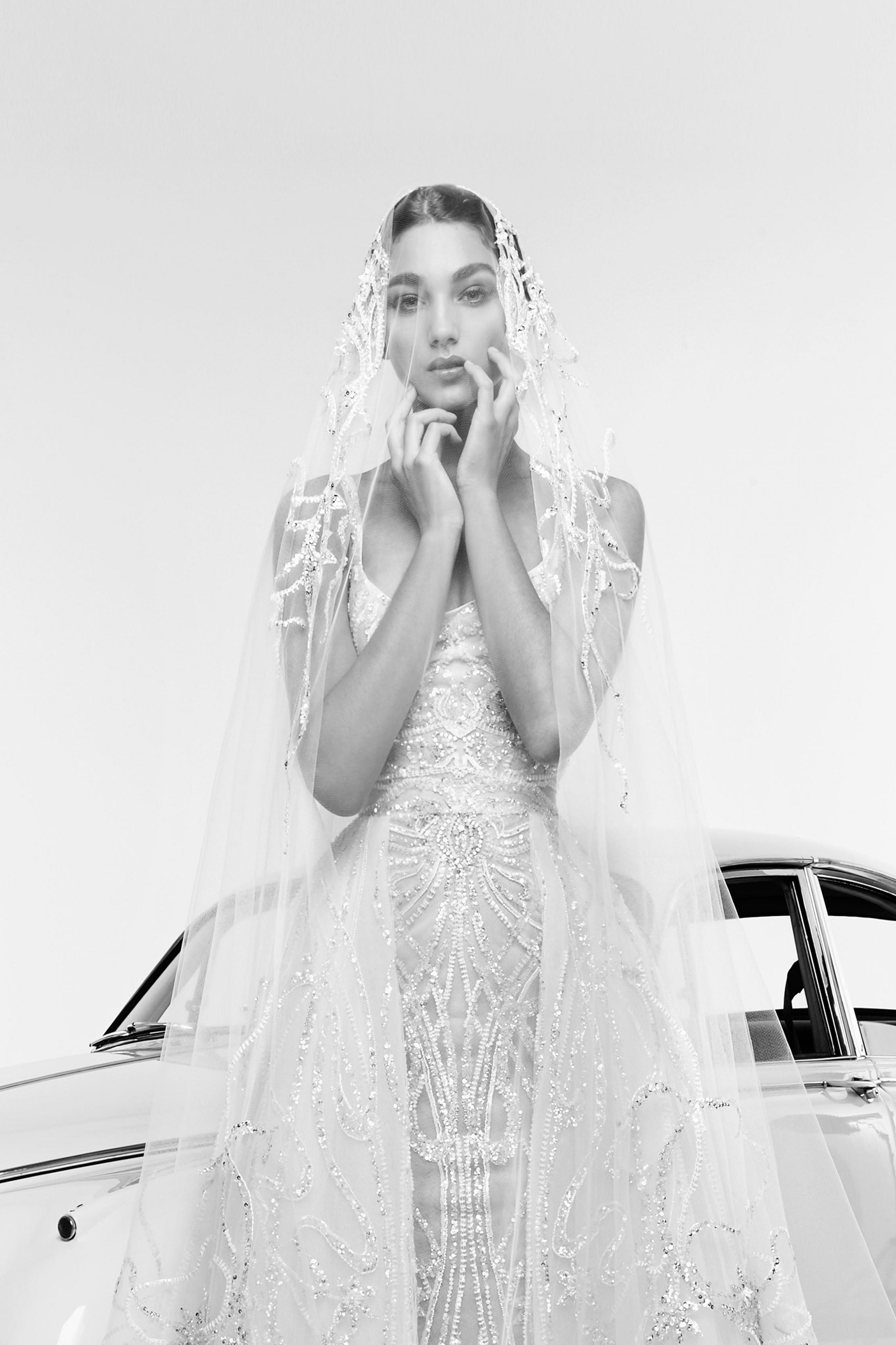 بالصور فساتين زفاف زهير مراد 2019 , فساتين زفاف زهير مراد واجمد فساتين 5814 10