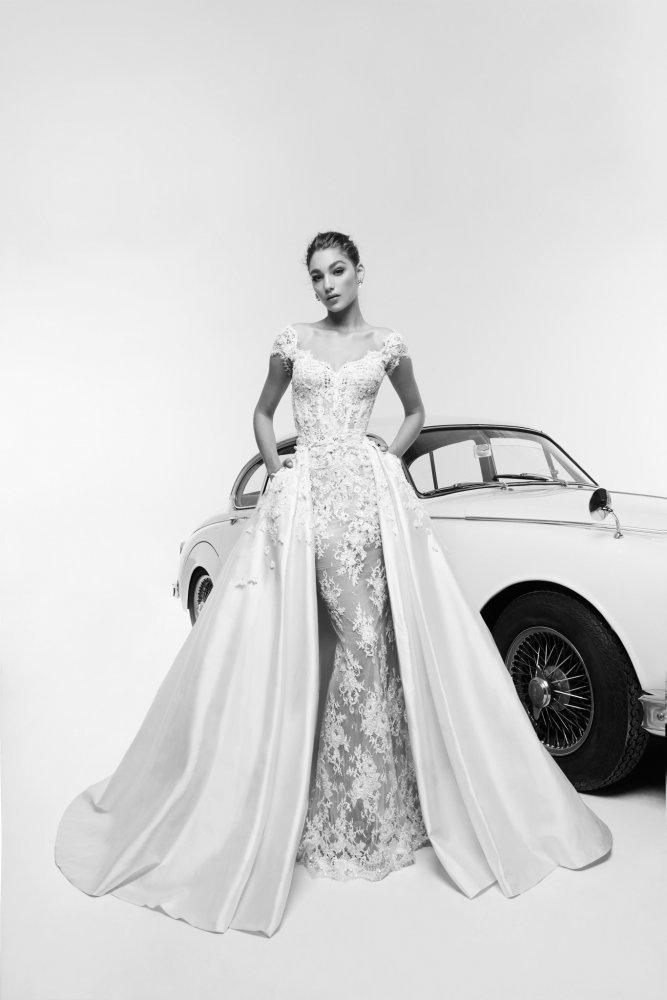بالصور فساتين زفاف زهير مراد 2019 , فساتين زفاف زهير مراد واجمد فساتين 5814 15