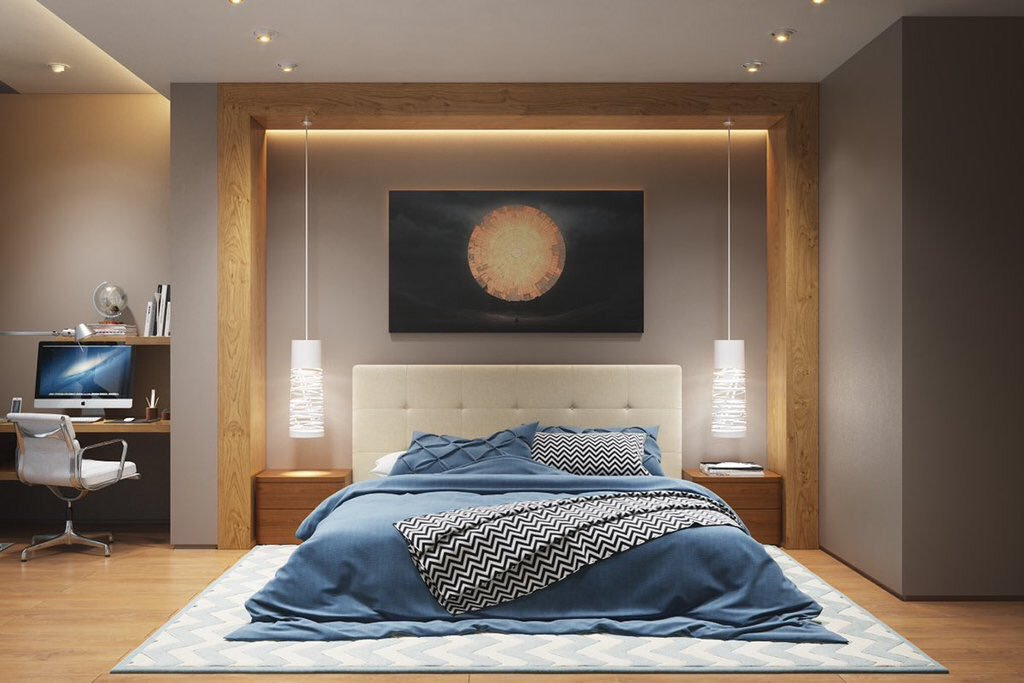 بالصور فنون في غرفة النوم , اجدد تصميمات غرف النوم 5946 12