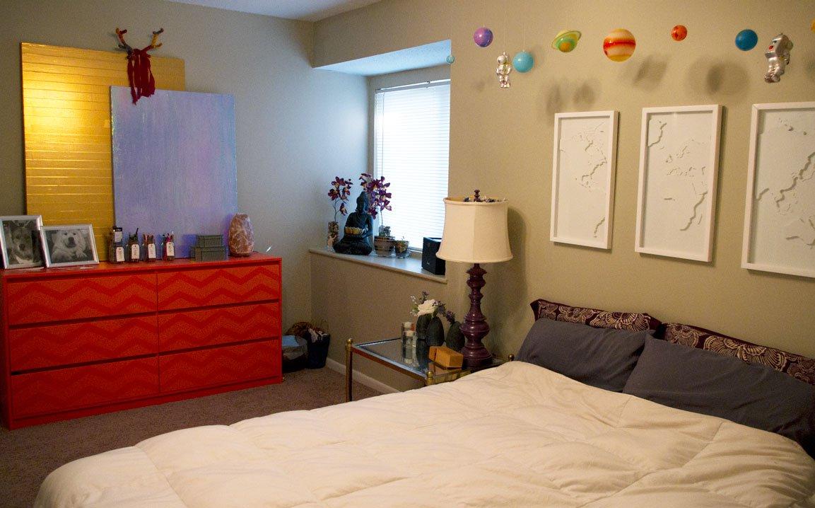 بالصور فنون في غرفة النوم , اجدد تصميمات غرف النوم 5946 4