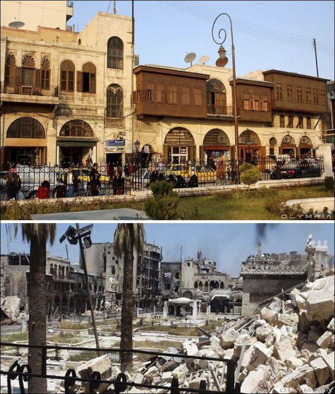 بالصور صور عن سوريا , سوريا وصور نادره لها 5957 4