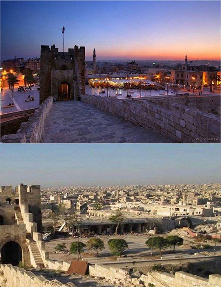 بالصور صور عن سوريا , سوريا وصور نادره لها 5957 5