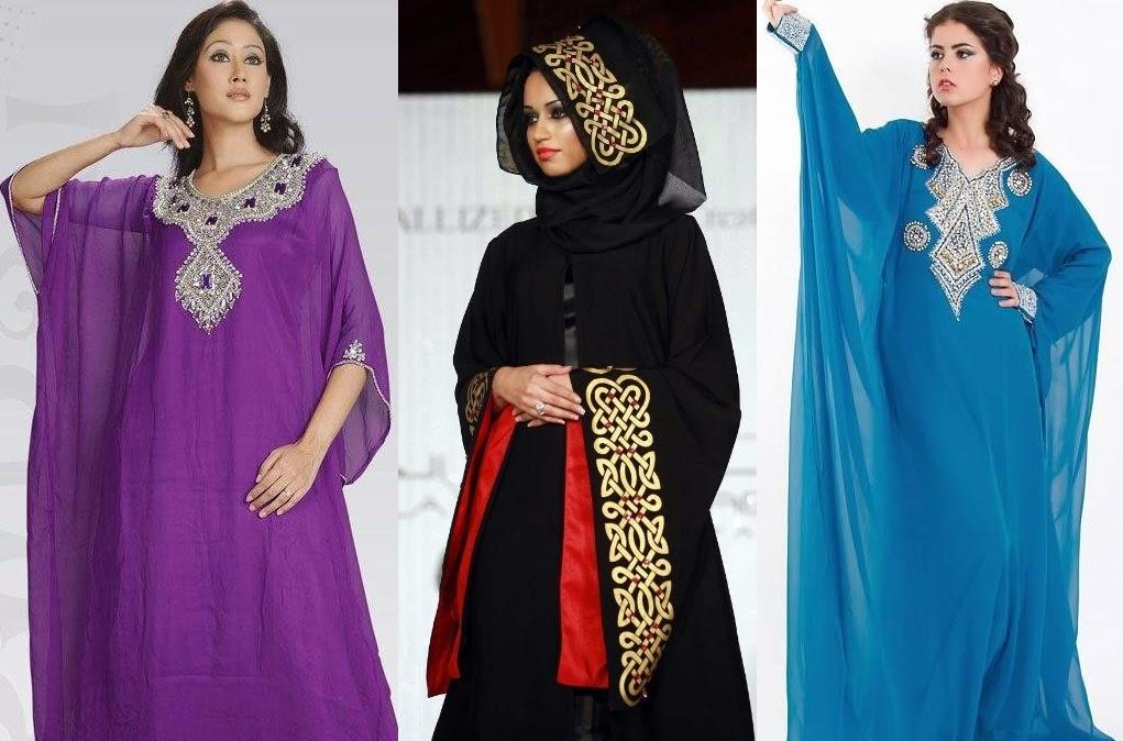 بالصور عبايات مغربية , بلاد المغرب والعبايات المغربيه الحديثه 6026 6