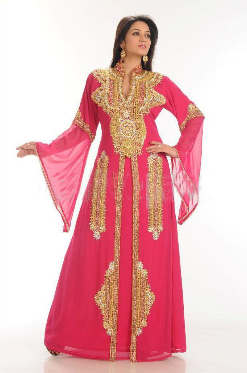 بالصور عبايات مغربية , بلاد المغرب والعبايات المغربيه الحديثه 6026 8