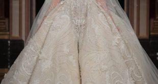 فساتين اعراس فخمه , افخم الفساتين البيضاء لليله العمر