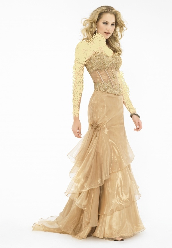 بالصور فساتين حلوه , الفستان وكيفيه الاختيار المناسب 6731 6