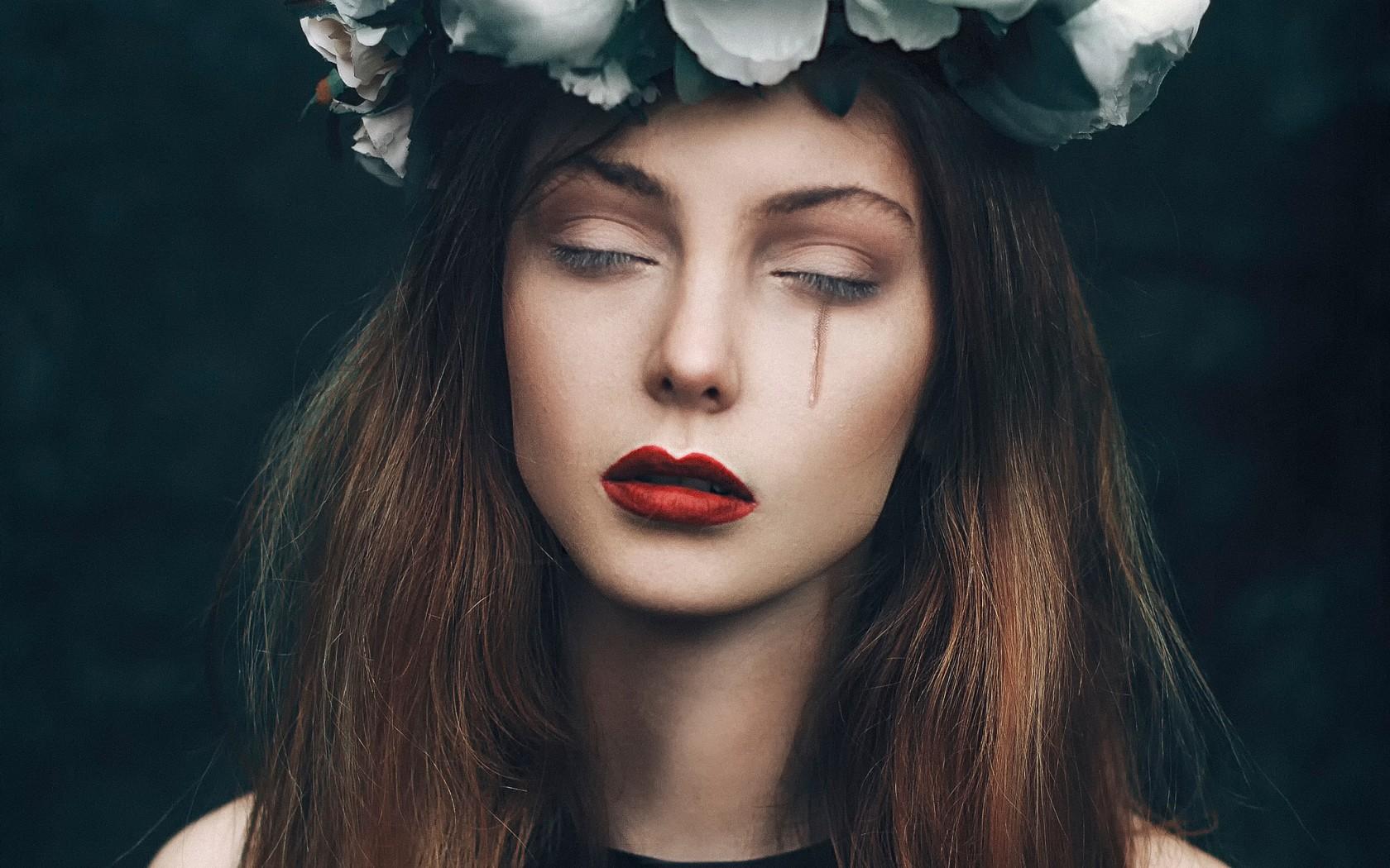 بالصور اجمل الصور الحزينة للبنات , الحزن وتاثيره على البنات 1601 12