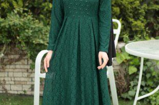 بالصور فساتين للمحجبات , الحجاب واجمل الفساتين 1606 10 310x205