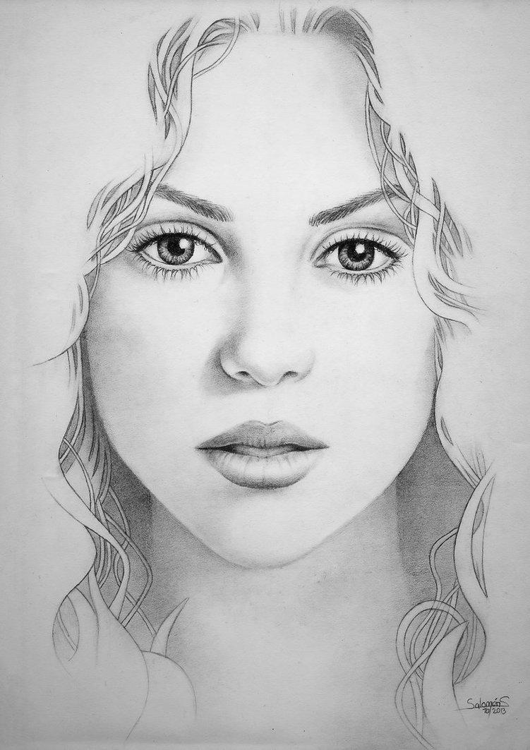 بالصور رسومات بنات حلوه , فن جميل ان نتمكن من رسومات بنات حلوه 1609 16