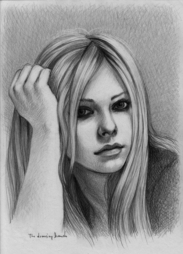 بالصور رسومات بنات حلوه , فن جميل ان نتمكن من رسومات بنات حلوه 1609 6