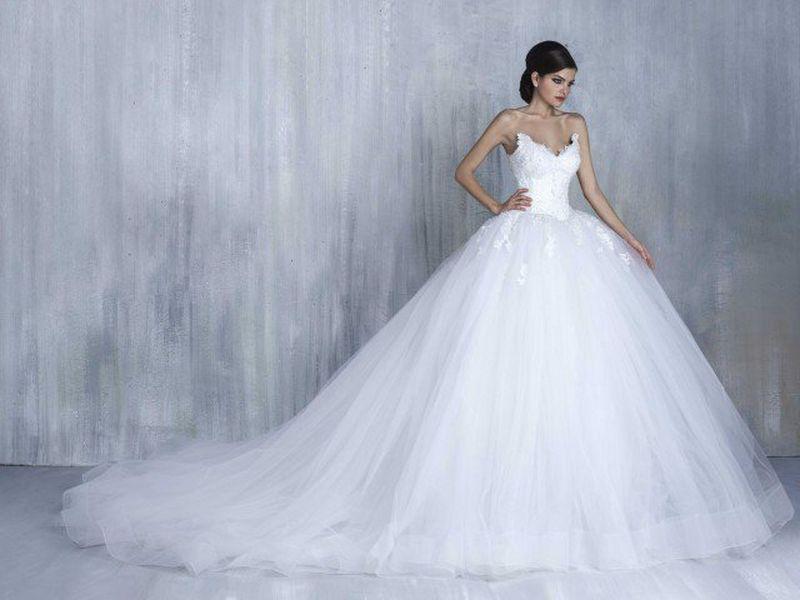 صور صور فساتين عرايس , فستان زفاف روعه