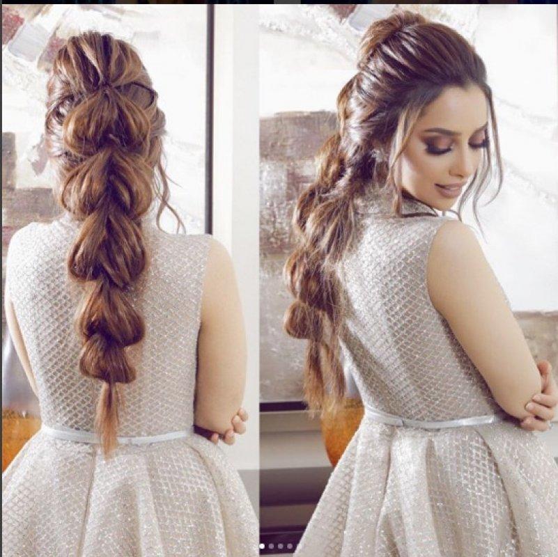 بالصور تسريحات شعر طويل 2019 , الشعر الطويل واجدد 1697 1