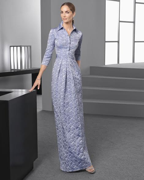 بالصور فساتين طويلة للمحجبات , فستان طويل مناسب للحجاب 5334 7
