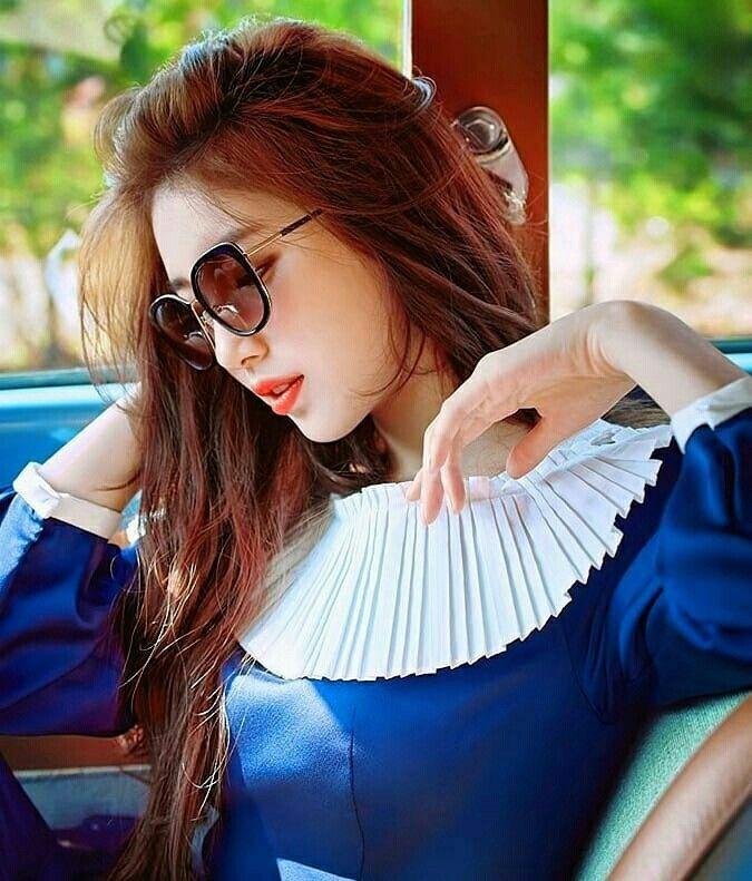 بالصور بنات كوريات كيوت بالنظارات , جمال اسيا والكوريات العسلات 5347 9