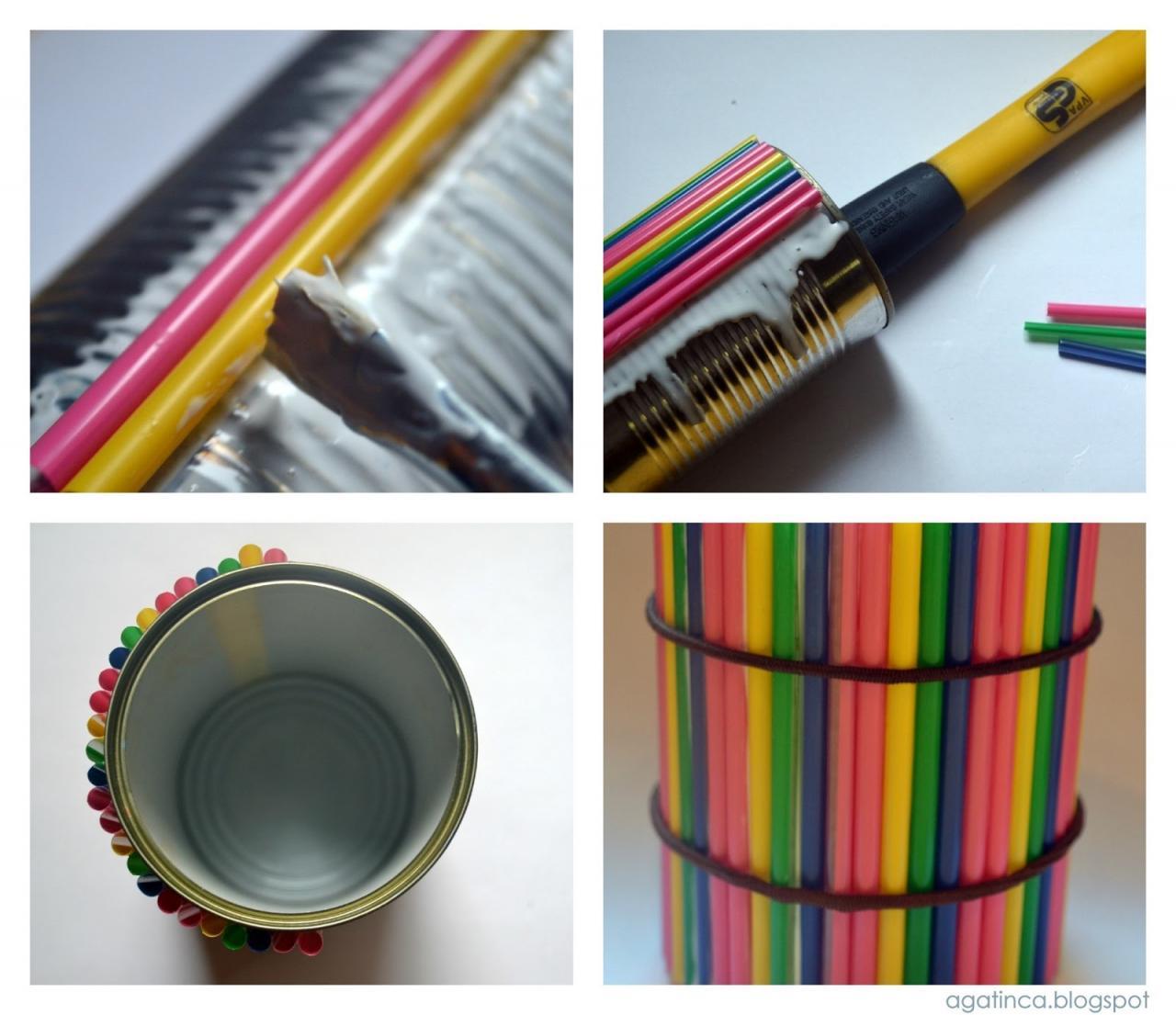 بالصور صنع اشياء مفيدة وبسيطة , طرق ووصفات سهلة لاعمال يدوية منزلية رائعة 10752 9