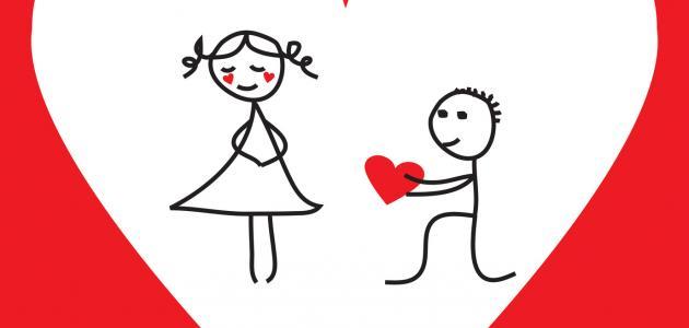 بالصور كيف اعرف رجل يحبني , هل استطيع معرفة من يحبني ولا يقول 11317 2