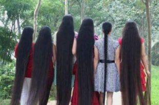 صورة وصفات هندية لتكثيف الشعر , وصفات لاطالة الشعر بشكل مدهش