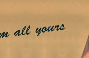 صورة رسائل حب وعشق وغرام , رسائل بين واحدة وخطيبها