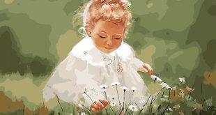 بالصور كلمات عن ذكريات الطفولة , فترة الصبا على ملامحها اشرقت النجمة 11758 2 310x165