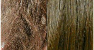 صور علاج الشعر التالف , تجنب ما قد يتلف الشعر ويضر حيويته