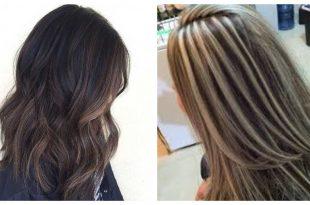 بالصور ميش على شعر اسود , اسهل طريقة لتشقير للشعر 11789 12 310x205