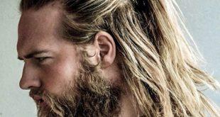 بالصور تسريحات شعر طويل للرجال , افضل تسريحة ملائمة للشعر الطويل 11812 12 310x165