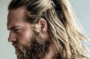 بالصور تسريحات شعر طويل للرجال , افضل تسريحة ملائمة للشعر الطويل 11812 12 310x205