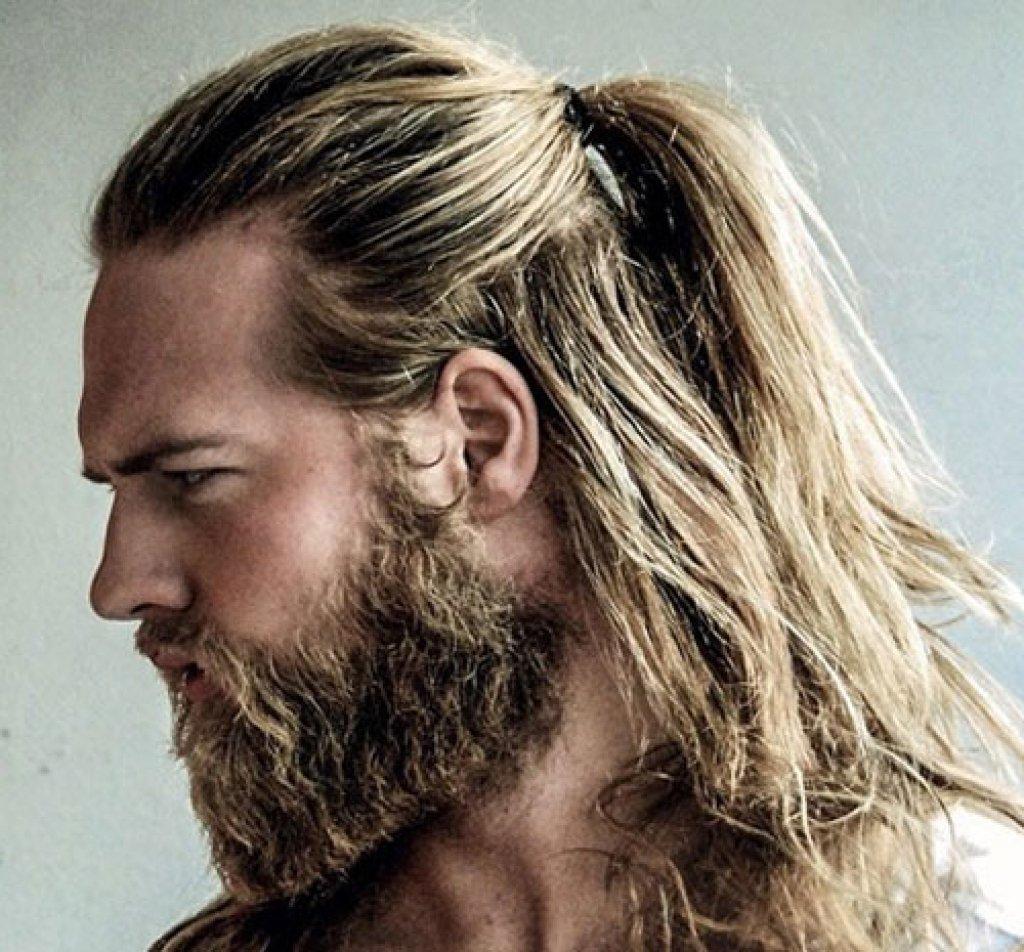 صور أحدث قصات الشعر الطويل للرجال 2020 ايجي فور نيوز