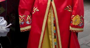 صورة اللباس التقليدي المغربي , التراث المغربى الاصيل