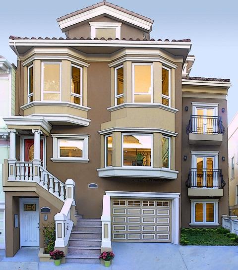 صور صور وجهات منازل , اشيك منازل بالصور ووجهات رائعة لاروع المنازل