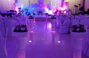 صورة تنسيق حفلات زواج , افكار رائعة وجذابة لتنسيق حفلات الزواج