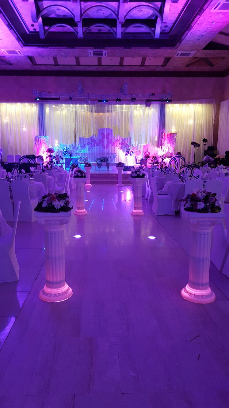 صور تنسيق حفلات زواج , افكار رائعة وجذابة لتنسيق حفلات الزواج