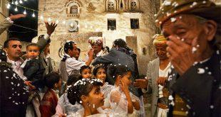 صورة احلا زفه يمنيه , عادات وتقاليد الزفاف في اليمن