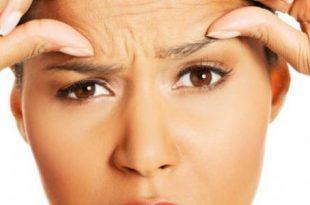 صورة تخلص من تجاعيد الوجه , كيفية التخلص من تجاعيد الوجه