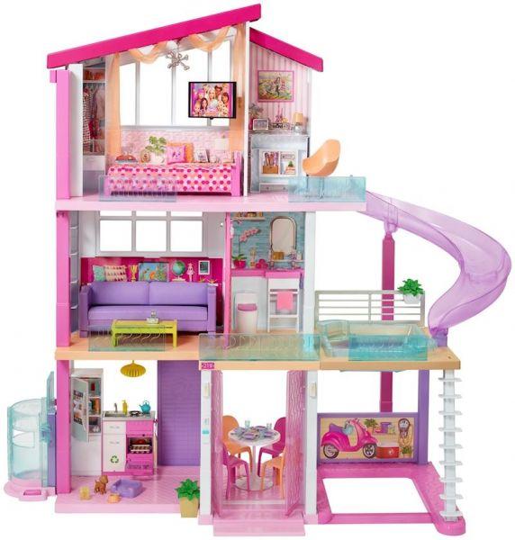 صورة باربي بيت الاحلام , منزل باربي الرائع هدية لك