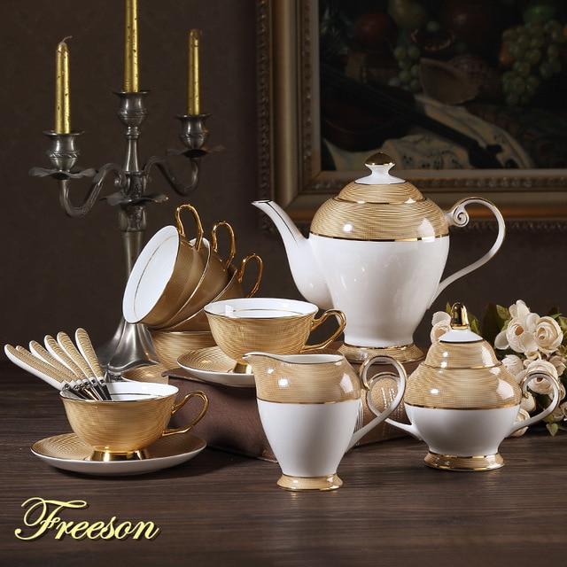 صور طقم شاى وجاتوه , لكل عروسة تبحث عن اطقم شاي وجاتوه رائعة