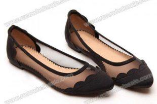صورة احذية بدون كعب , لراحة قدمك احذية مريحة بدون كعب