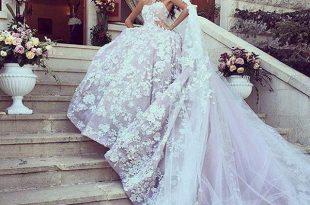 صورة تصاميم فساتين زفاف , احلى فساتين الزفاف الرائعة واشيك التصاميم