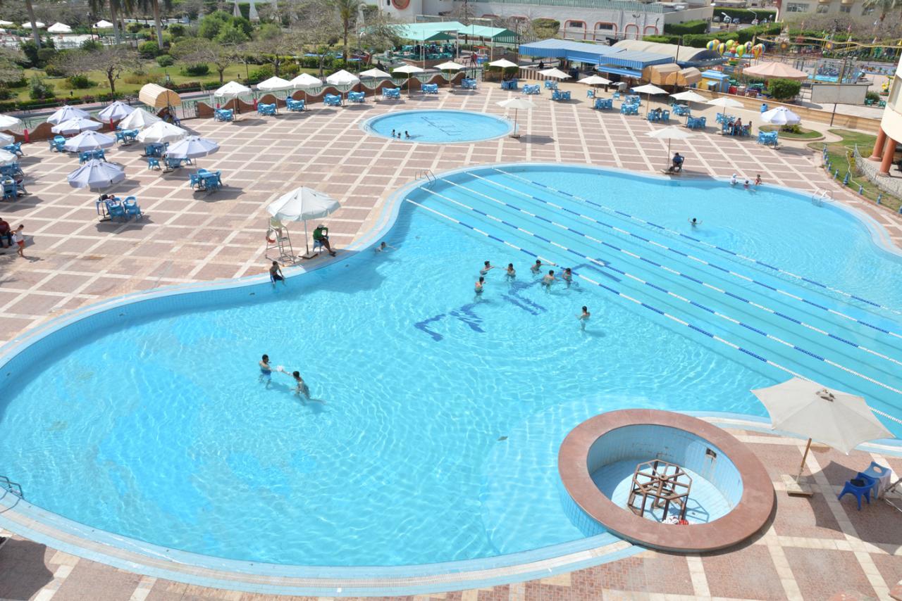 صورة حمامات سباحة دار المشاه , ماذا تعرف عن دار المشاه